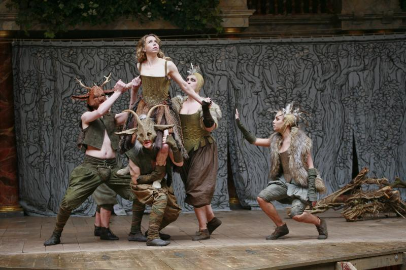 The Gathering of the Midsummer Fairies
