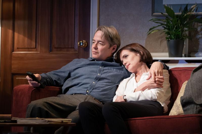 The Starry Messenger, Wyndham's Theatre review - Matthew
