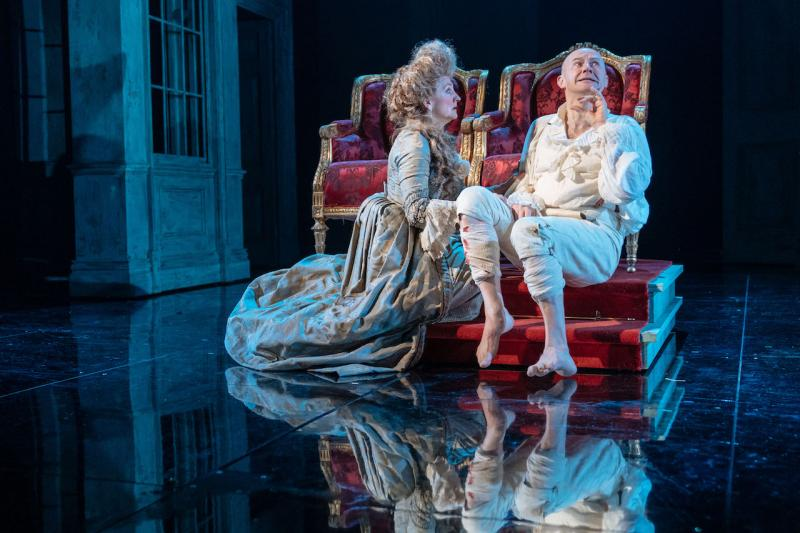 The Madness of George III, National Theatre at Home review – a ...