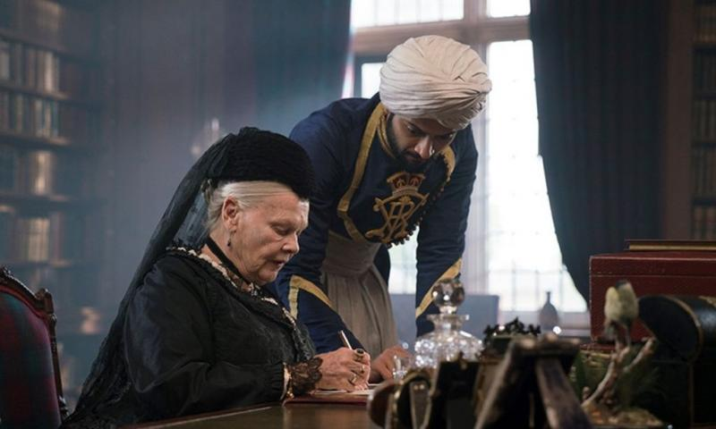 'Victoria & Abdul' opens up well in UK