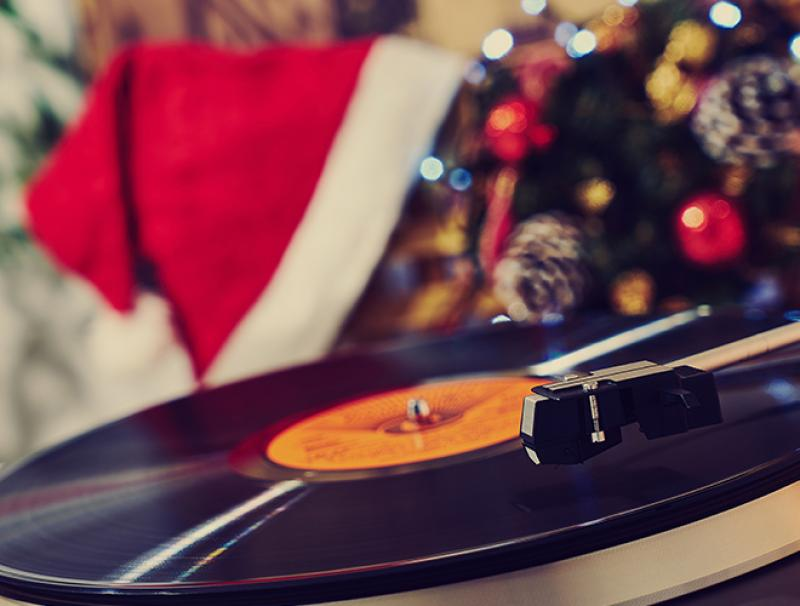 theartsdesk on Vinyl 46: Christmas 2018 Special with Kate