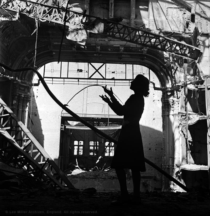Lee Miller, Imperial War Museum | The Arts Desk